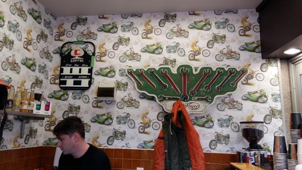 Cafe Racer Cafe