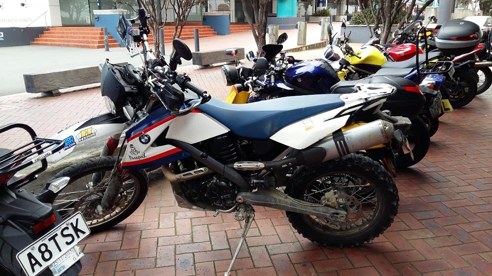 Suzuki Motorcycles Wellington