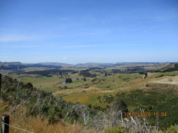 Views from Kaweka Road