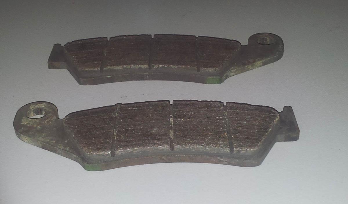 Ktm Adventure Rear Brake Pads