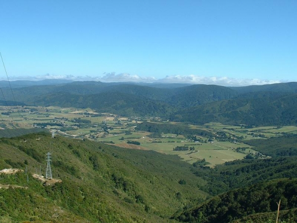Rimutaka Pylon Access views