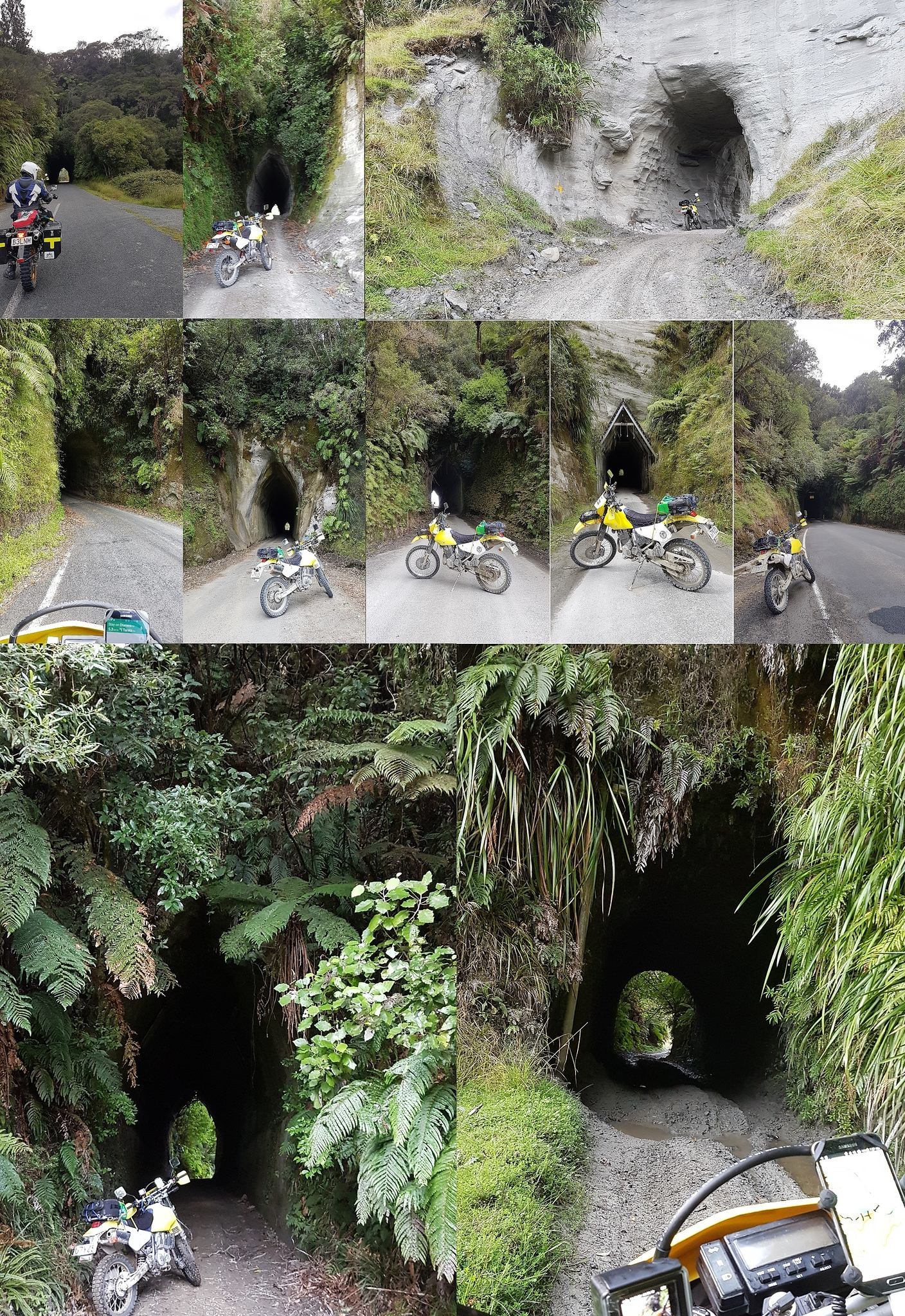 Taranaki Tunnels